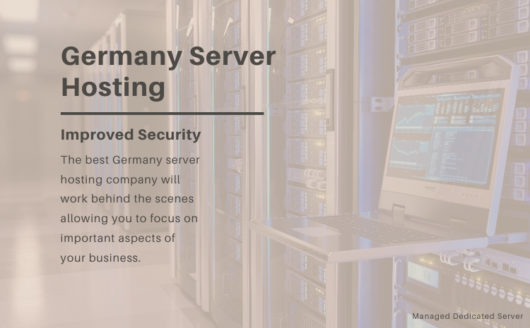 dedicated server in germany